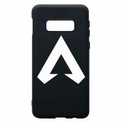 Чехол для Samsung S10e Apex legends logotype