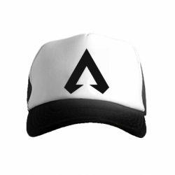 Детская кепка-тракер Apex legends logotype