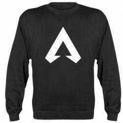 Реглан (свитшот) Apex legends logotype