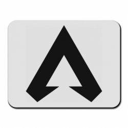 Коврик для мыши Apex legends logotype