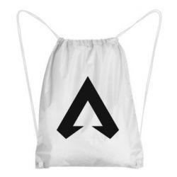 Рюкзак-мешок Apex legends logotype