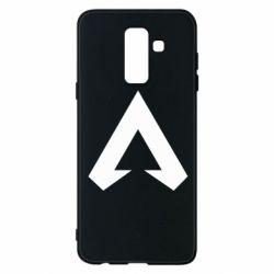 Чехол для Samsung A6+ 2018 Apex legends logotype