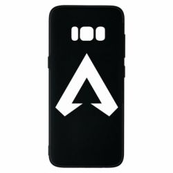 Чехол для Samsung S8 Apex legends logotype