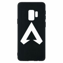 Чехол для Samsung S9 Apex legends logotype