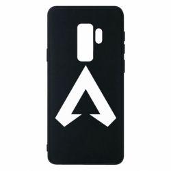 Чехол для Samsung S9+ Apex legends logotype