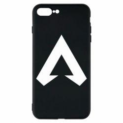Чехол для iPhone 8 Plus Apex legends logotype