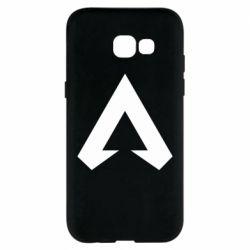 Чехол для Samsung A5 2017 Apex legends logotype