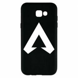 Чехол для Samsung A7 2017 Apex legends logotype