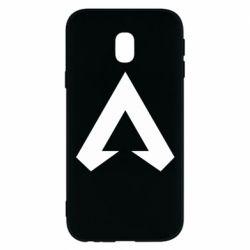 Чехол для Samsung J3 2017 Apex legends logotype