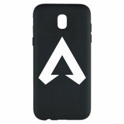 Чехол для Samsung J5 2017 Apex legends logotype