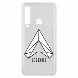 Чохол для Samsung A9 2018 Apex legends low poly
