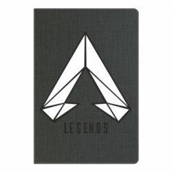 Блокнот А5 Apex legends low poly