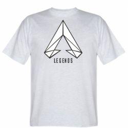 Чоловіча футболка Apex legends low poly