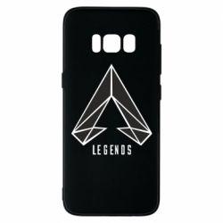 Чохол для Samsung S8 Apex legends low poly