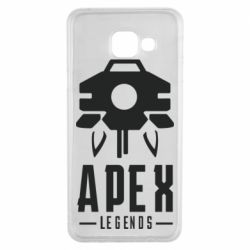 Чохол для Samsung A3 2016 Apex Legends symbol health