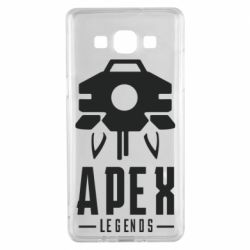 Чохол для Samsung A5 2015 Apex Legends symbol health