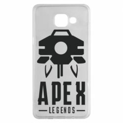 Чохол для Samsung A5 2016 Apex Legends symbol health