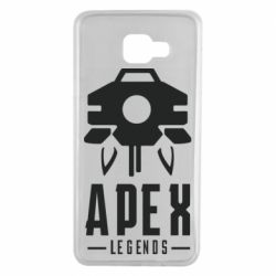Чохол для Samsung A7 2016 Apex Legends symbol health