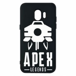 Чохол для Samsung J2 2018 Apex Legends symbol health