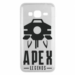 Чохол для Samsung J3 2016 Apex Legends symbol health