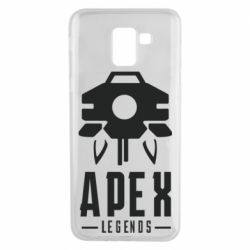 Чохол для Samsung J6 Apex Legends symbol health