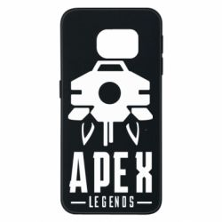 Чохол для Samsung S6 EDGE Apex Legends symbol health