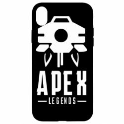 Чохол для iPhone XR Apex Legends symbol health