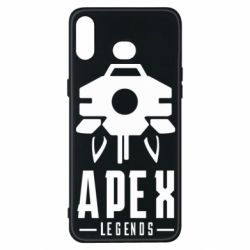Чохол для Samsung A6s Apex Legends symbol health