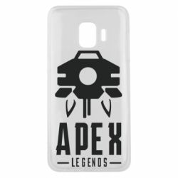 Чохол для Samsung J2 Core Apex Legends symbol health