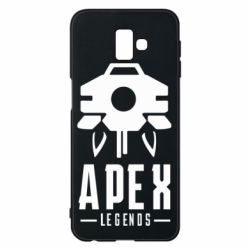 Чохол для Samsung J6 Plus 2018 Apex Legends symbol health