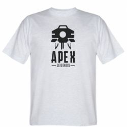 Мужская футболка Apex Legends symbol health