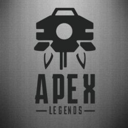 Наклейка Apex Legends symbol health