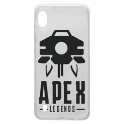 Чохол для Samsung A10 Apex Legends symbol health