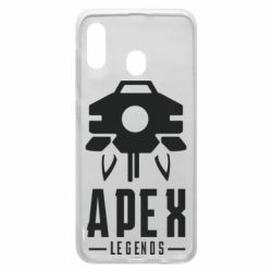 Чохол для Samsung A20 Apex Legends symbol health