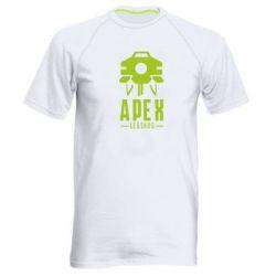 Мужская спортивная футболка Apex Legends symbol health