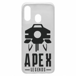 Чохол для Samsung A40 Apex Legends symbol health