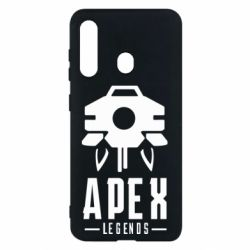 Чохол для Samsung M40 Apex Legends symbol health