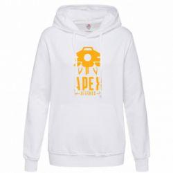 Женская толстовка Apex Legends symbol health