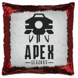 Подушка-хамелеон Apex Legends symbol health