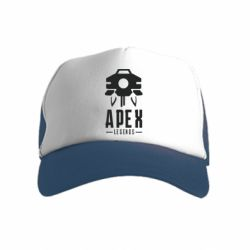 Детская кепка-тракер Apex Legends symbol health