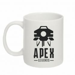 Кружка 320ml Apex Legends symbol health