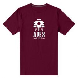 Мужская стрейчевая футболка Apex Legends symbol health