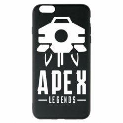 Чохол для iPhone 6 Plus/6S Plus Apex Legends symbol health
