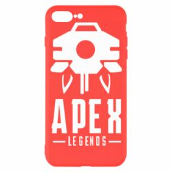 Чохол для iPhone 7 Plus Apex Legends symbol health