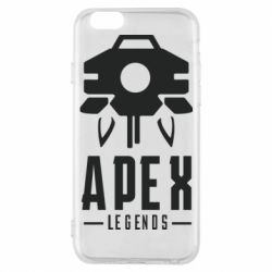Чохол для iPhone 6/6S Apex Legends symbol health