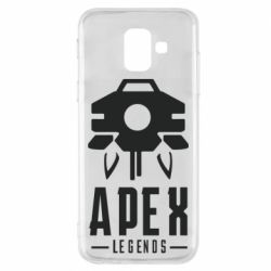 Чохол для Samsung A6 2018 Apex Legends symbol health