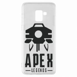 Чохол для Samsung A8+ 2018 Apex Legends symbol health