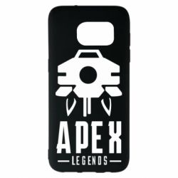 Чохол для Samsung S7 EDGE Apex Legends symbol health