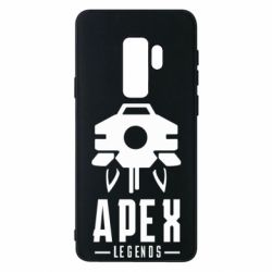 Чохол для Samsung S9+ Apex Legends symbol health