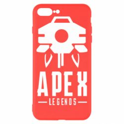 Чохол для iPhone 8 Plus Apex Legends symbol health